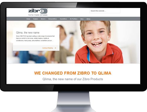 Zibro Websites
