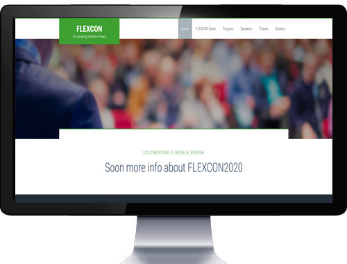 Flexcon website